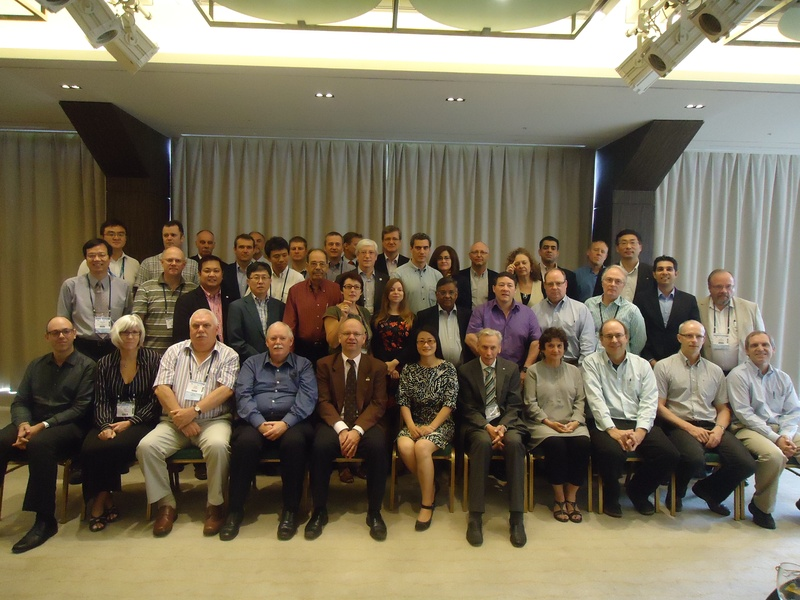 IWA Specialists Leaders Forum; where I presented the activities of YWPC working group